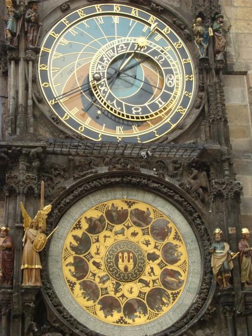Prague Series, The Clock. It's famous.